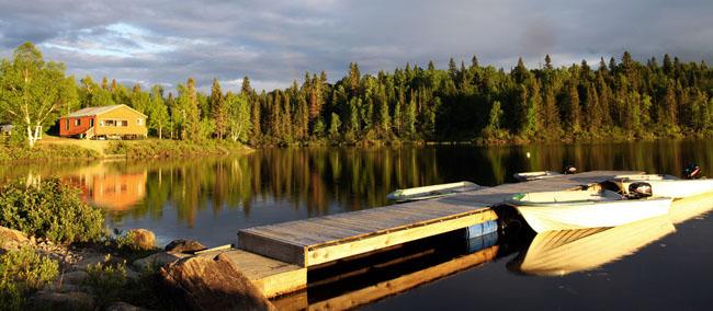 EAI Outdoors - Quebec Lodging