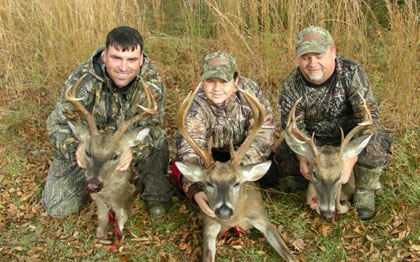 Alabama Hunting EAI Outdoors