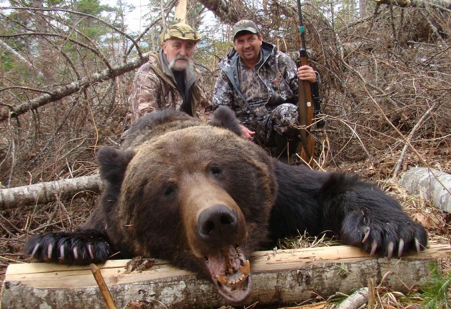 Russia-Amur-Bear-Hunt